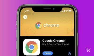 ios chrome app store