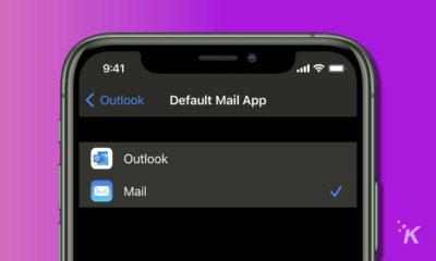 ios 14 default email app