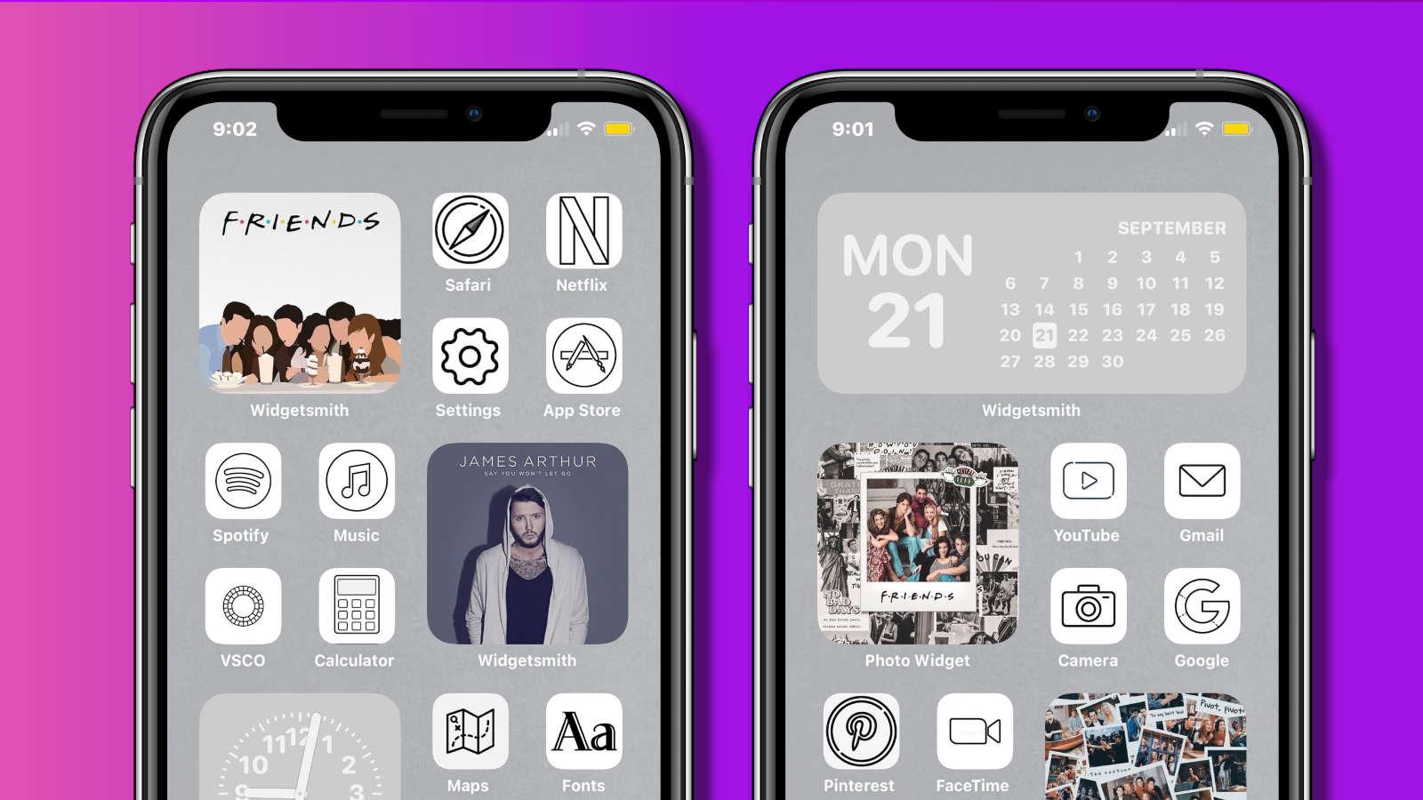 custom icons on ios 14