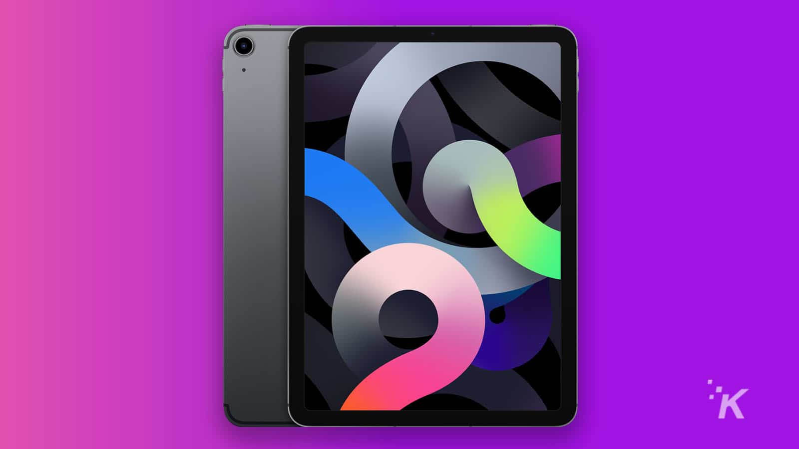apple ipad air 2020 screen