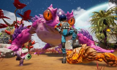 journey to the savage planet on microsoft xbox one