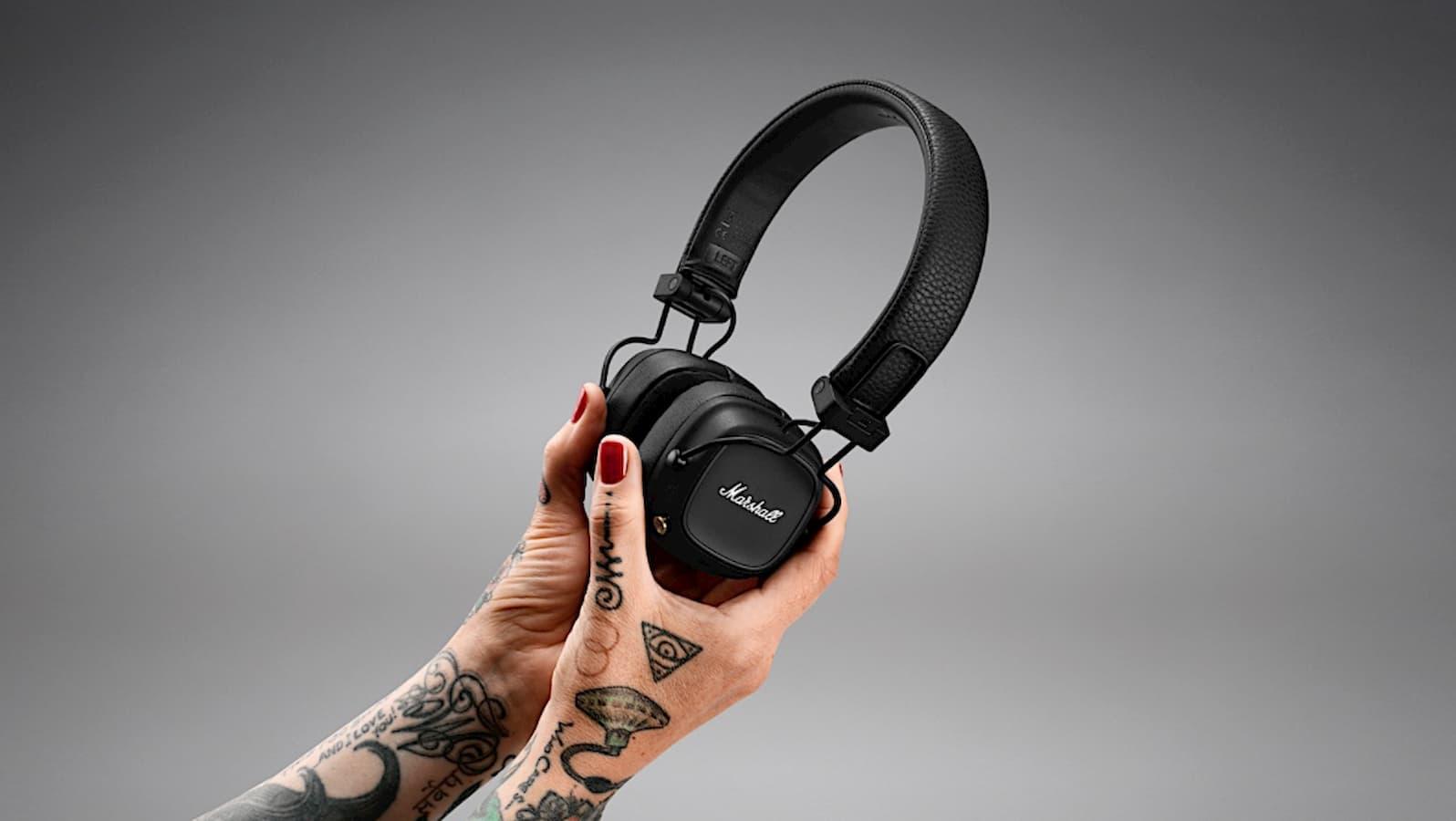 marshall major iv headphones