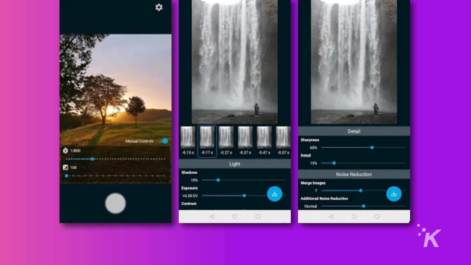 motion cam screenshots