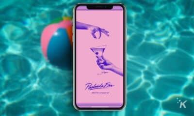 poolside.fm app on iphone