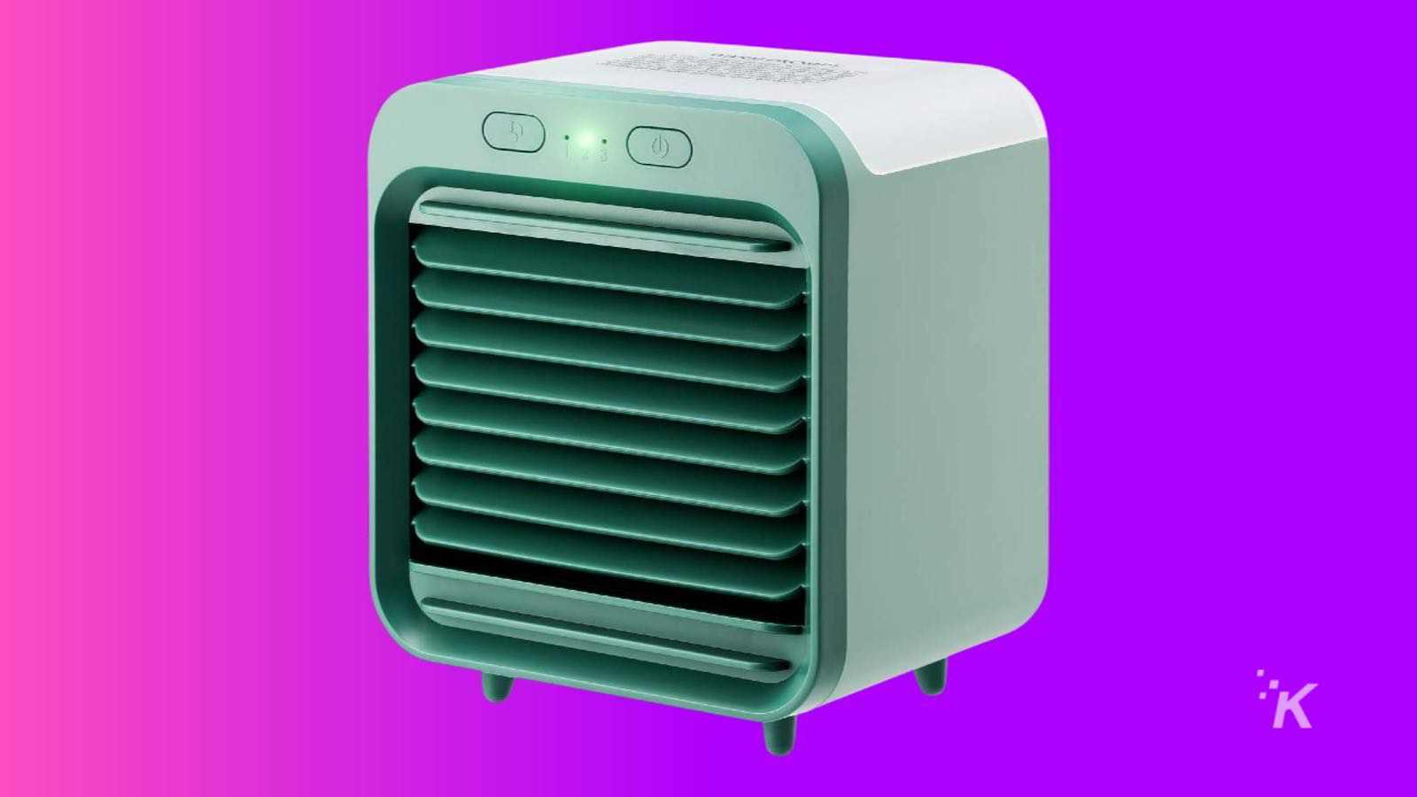 portable mini water cooling fan