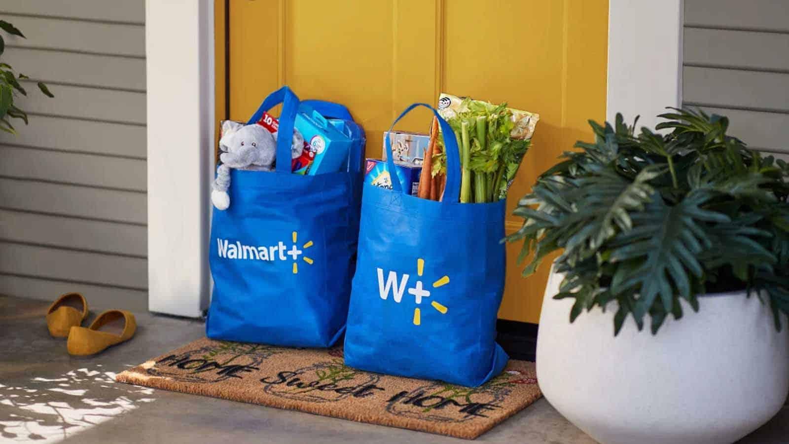 walmart+ delivery