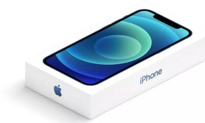 apple iphone 12 box
