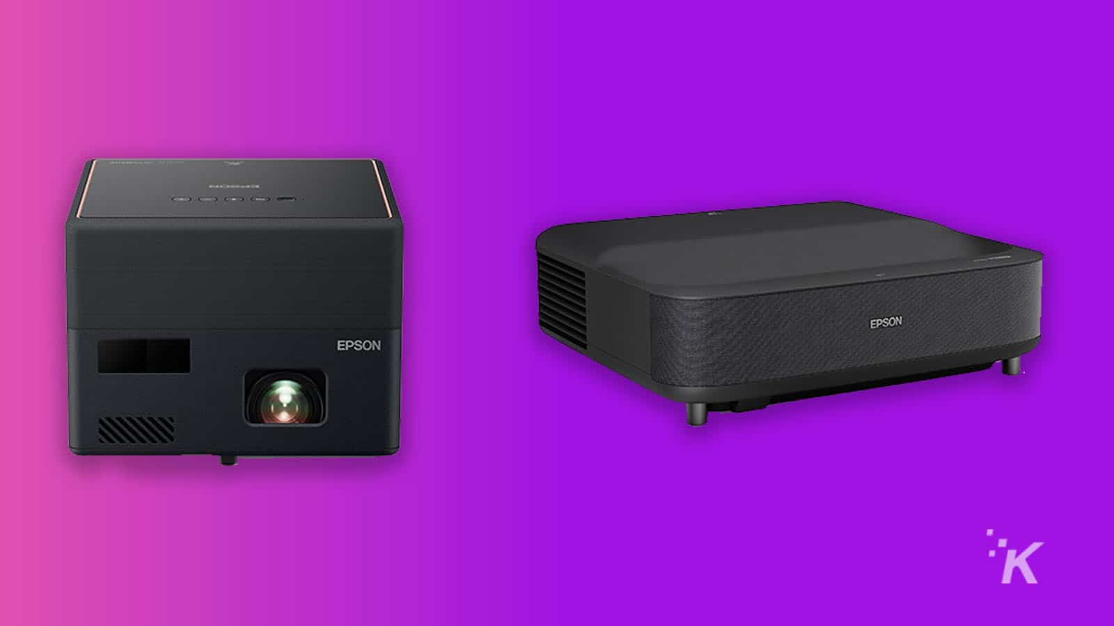epson projectors both models