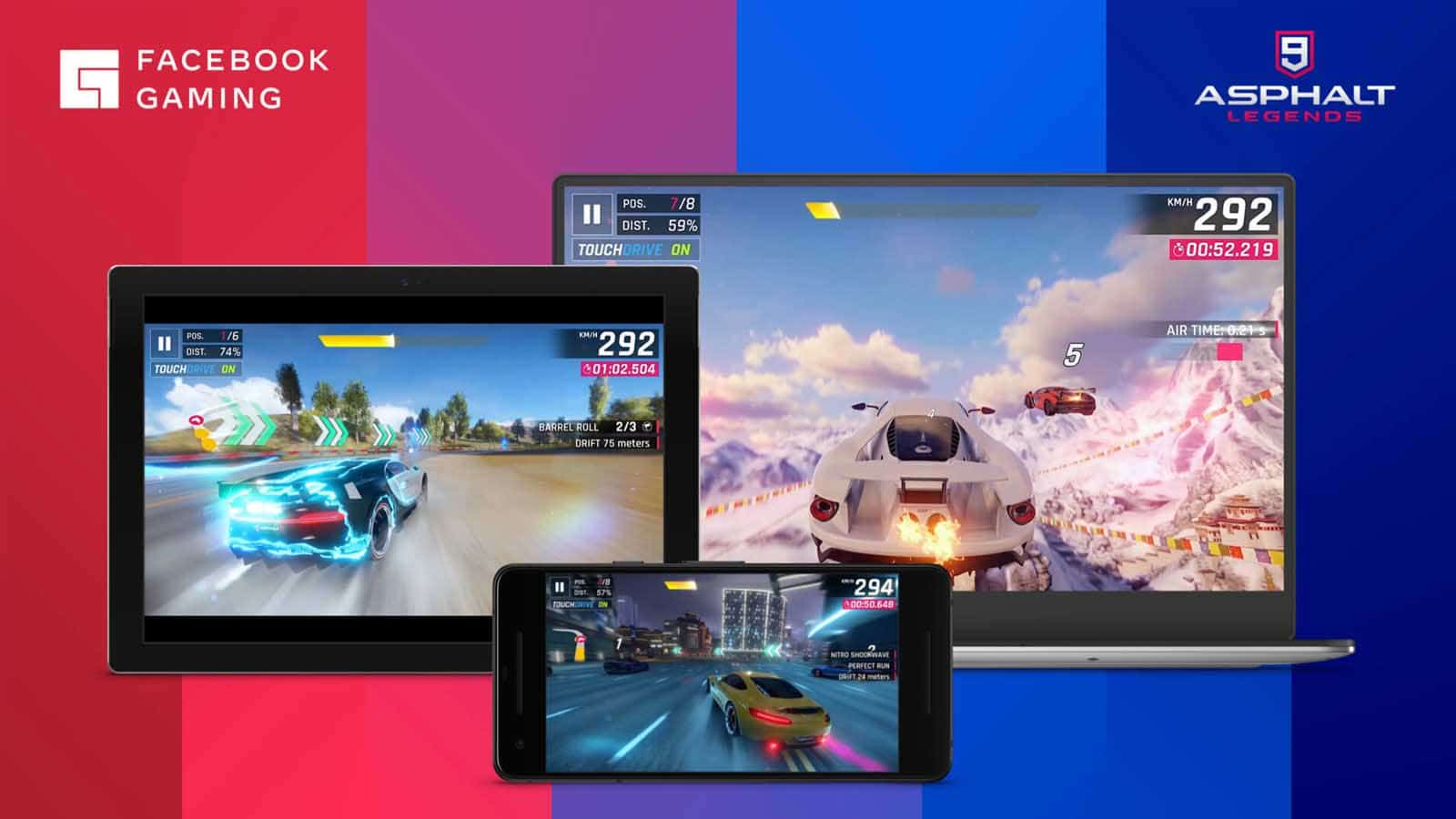 new facebook gaming game streaming service