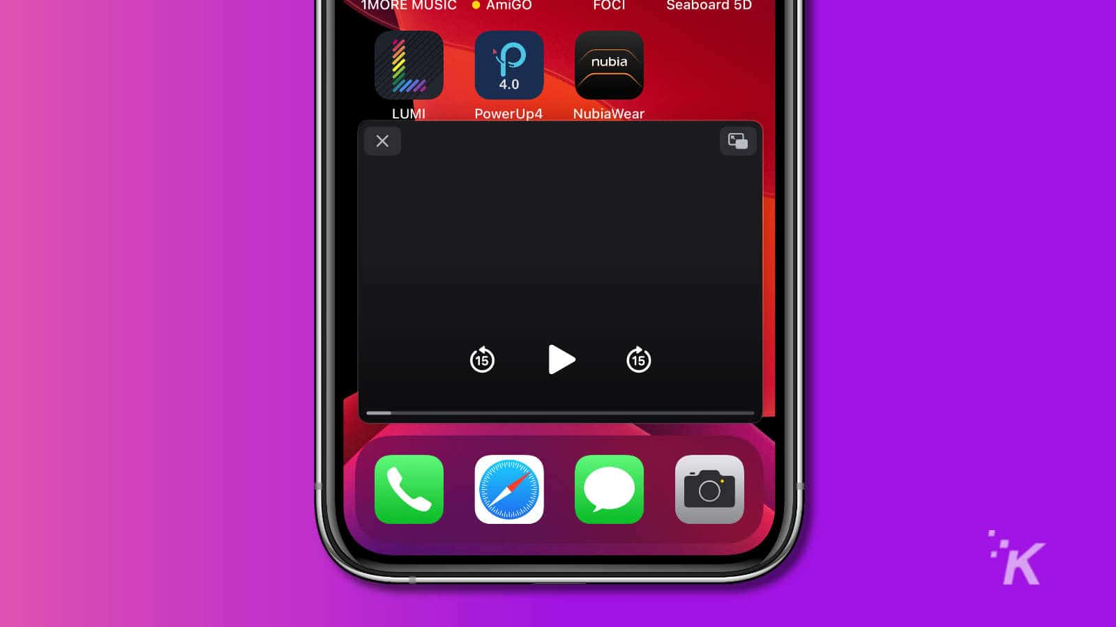 ios 14 picture in picture