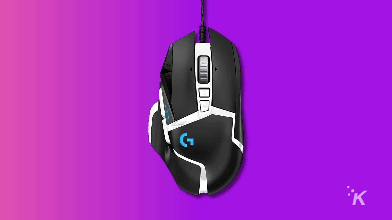logitech g502 se mouse