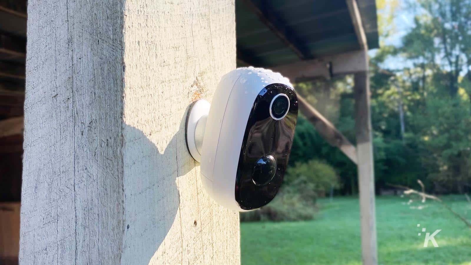 meco security camera