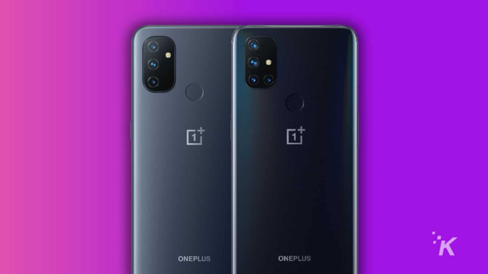 oneplus new smartphone