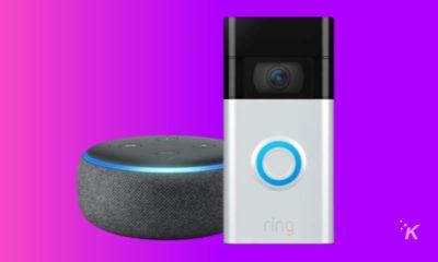 ring video doorbell echo dot
