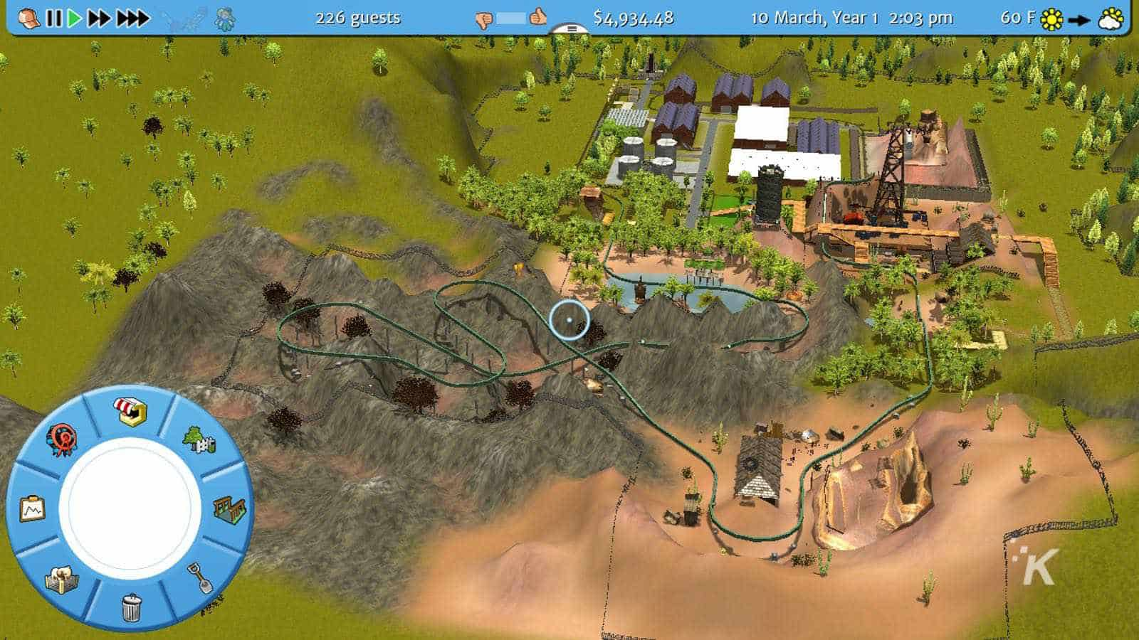rollercoaster tycoon 3 switch review knowtechie