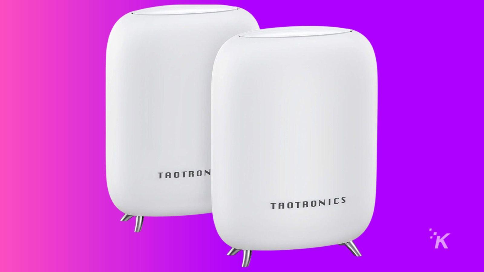 taotronics wifi mesh system