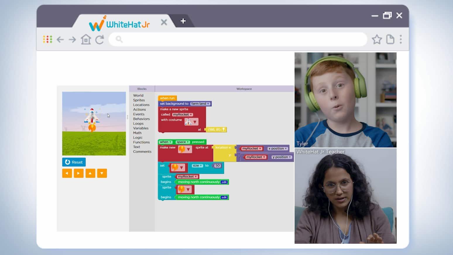 whitehat jr coding classes