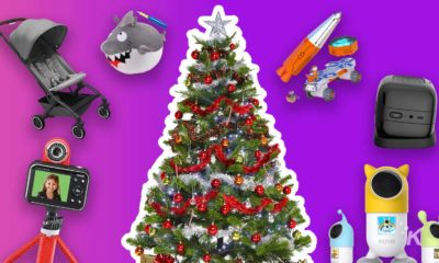babytechie gift guide for kids and babies