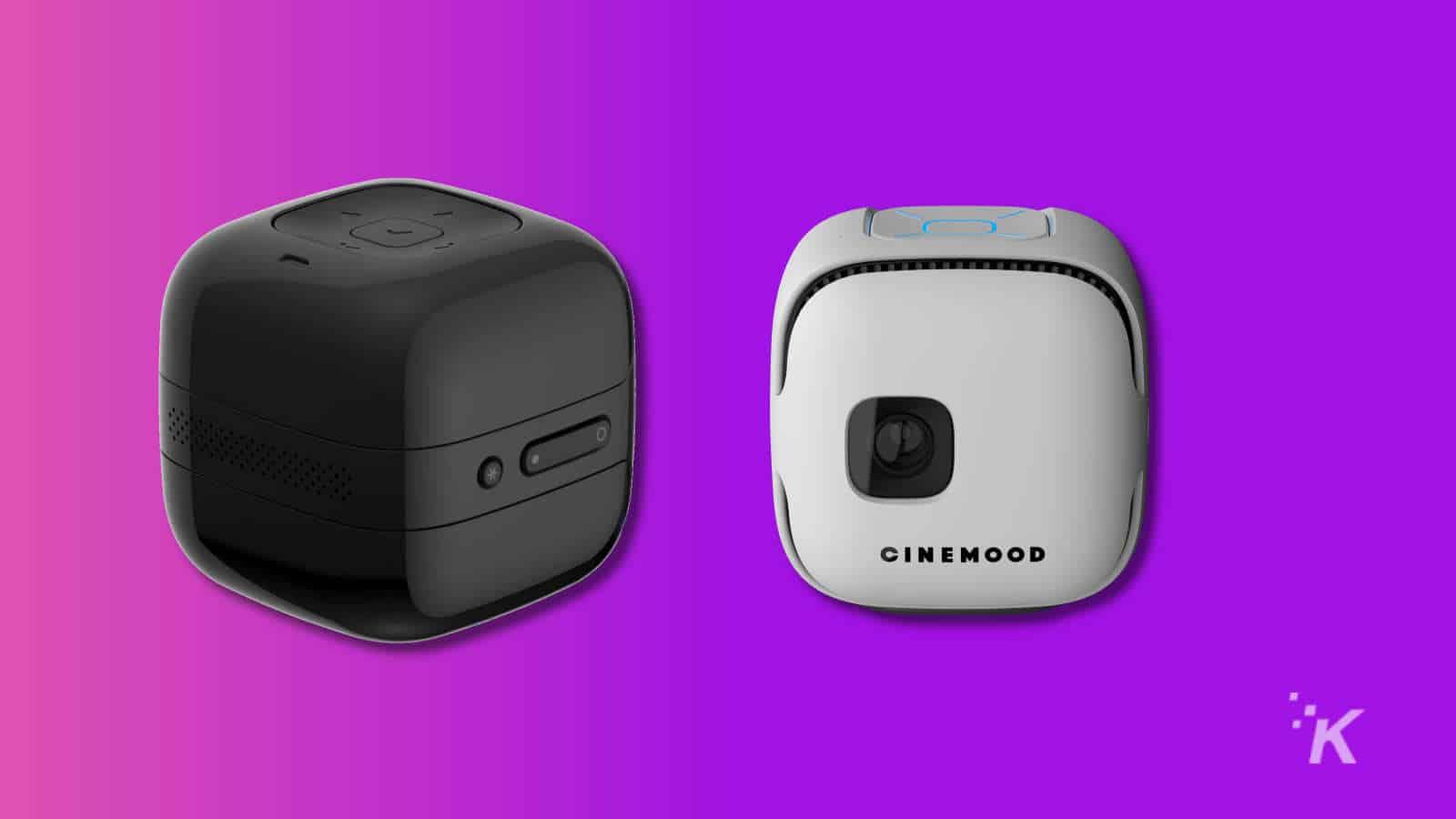 cinemood portable projectors