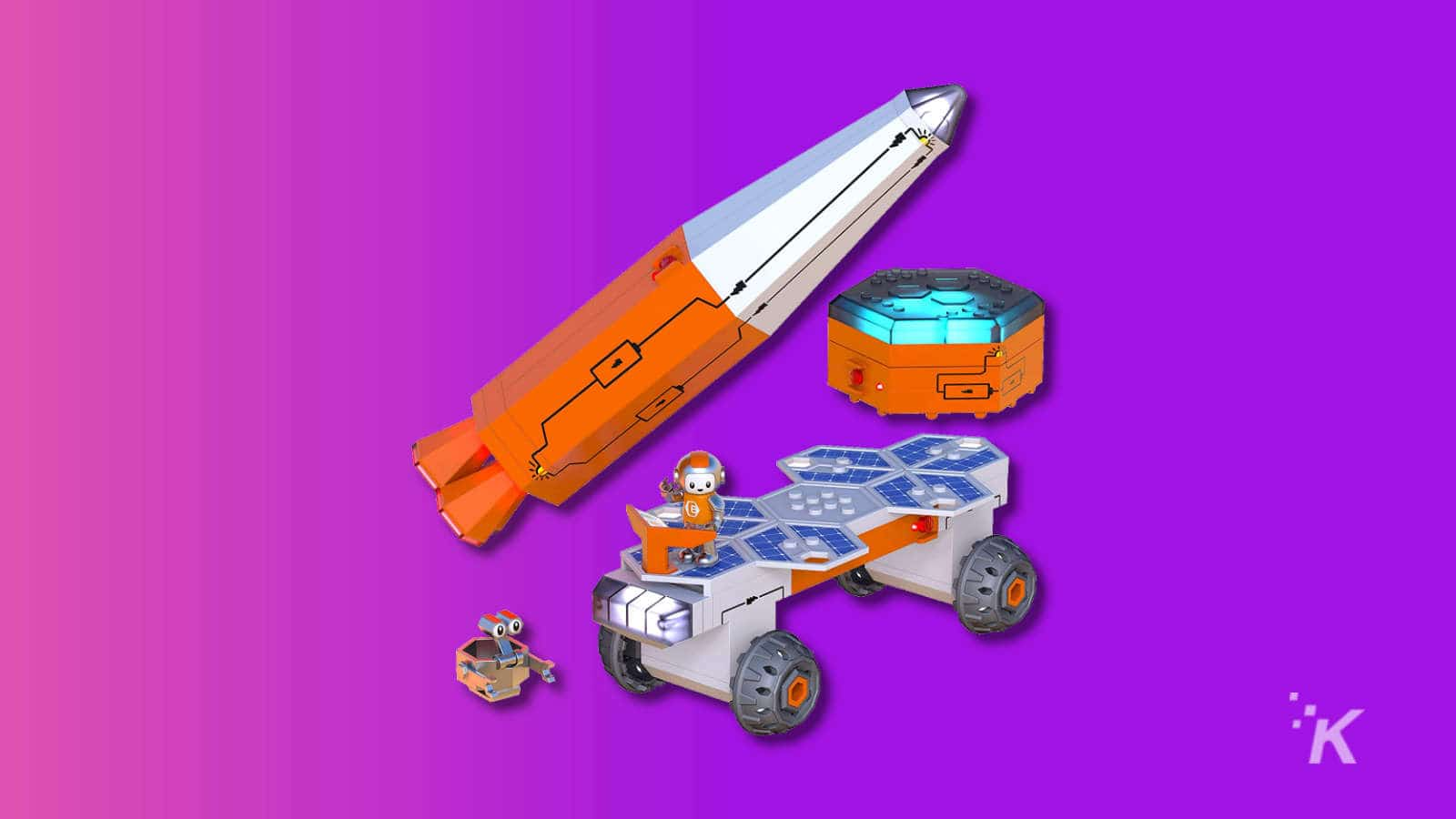 circuit explorer stem kit