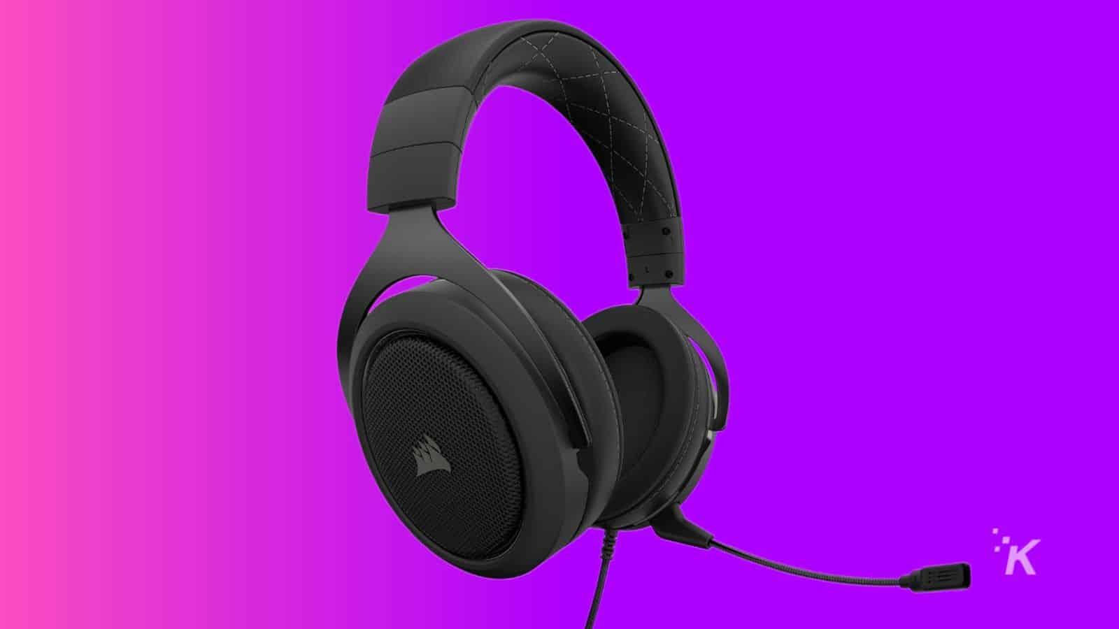 corsair hs600 gaming headset