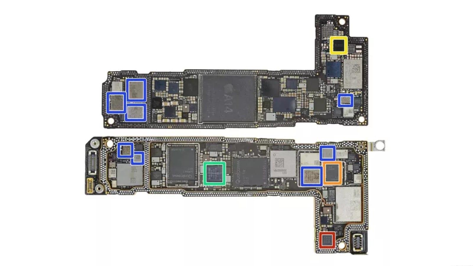 iphone 12 pcb