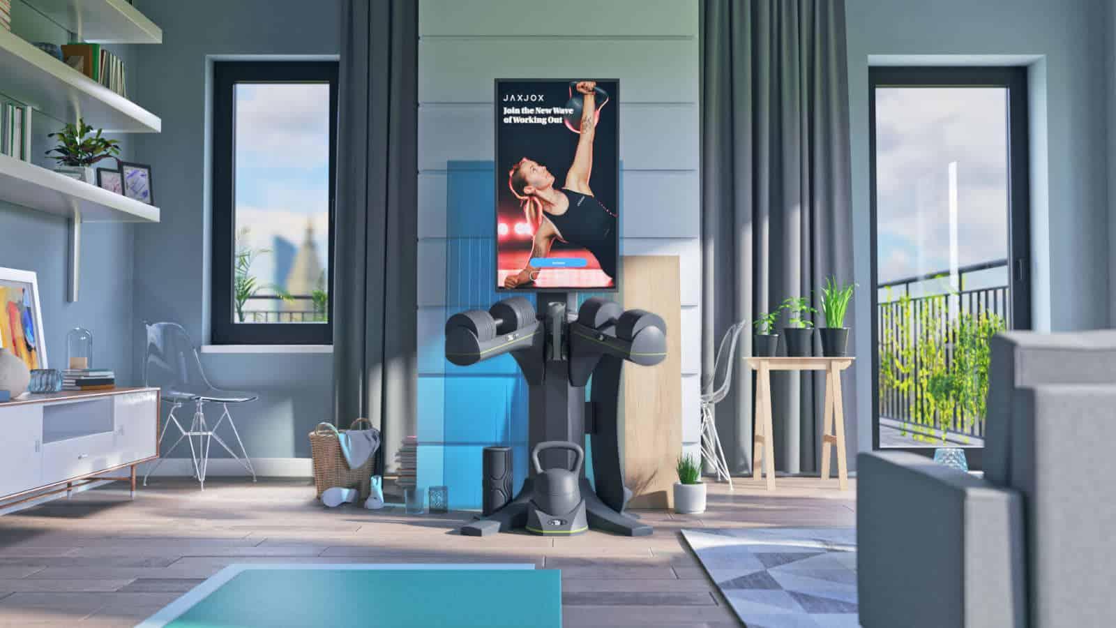 jaxjox interactive studio fitness center