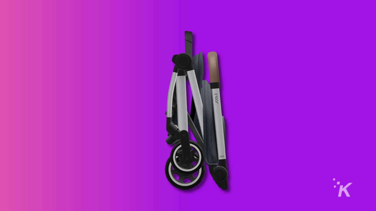 joolz aer foldable stroller