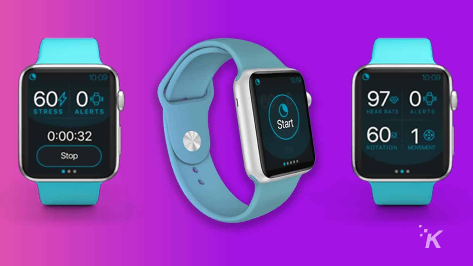 nightware sleep app apple watch