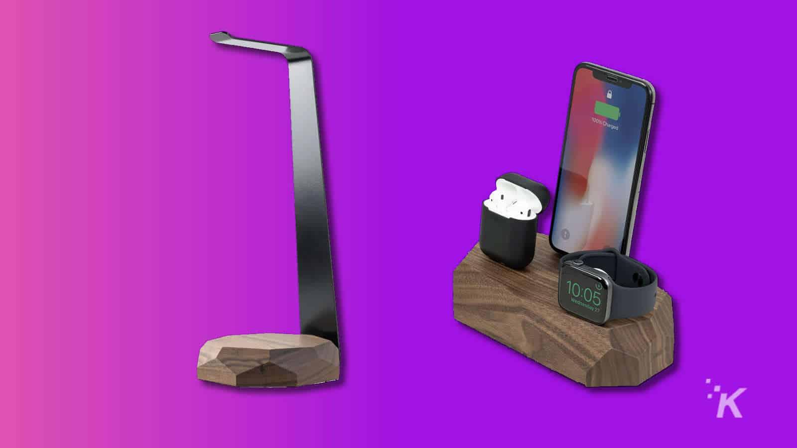 oakywood desk accessories