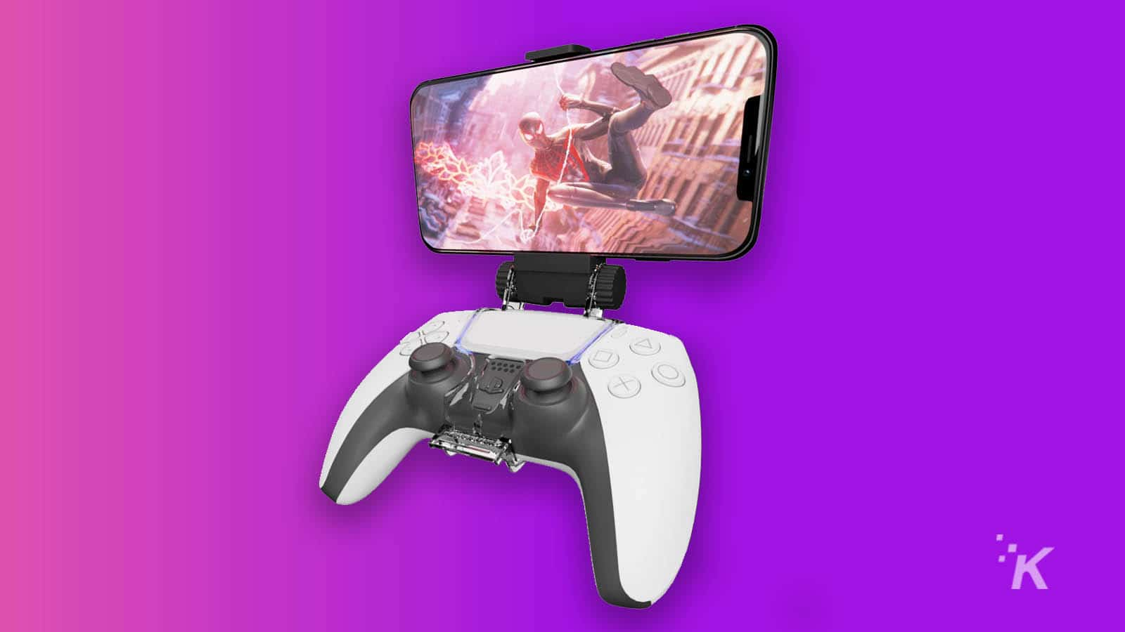 ps5 controller phone mount