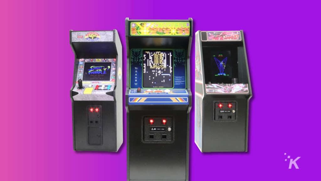 replicade arcade replicas