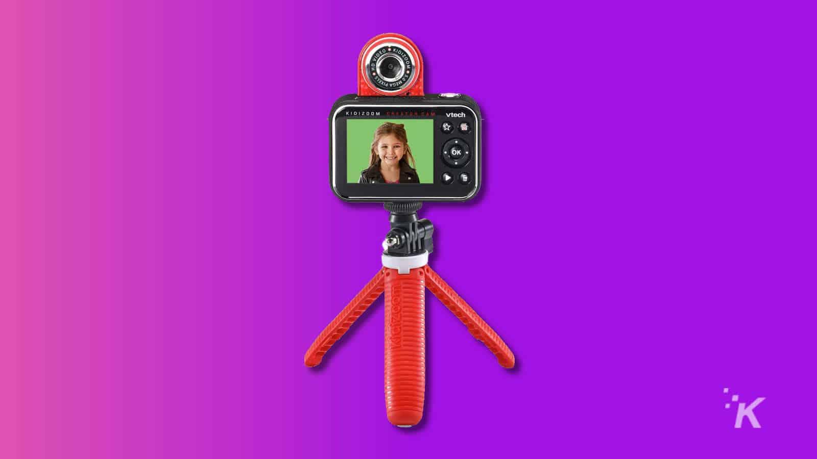 vtech kidizoom creator camera