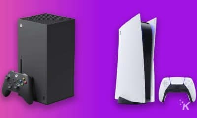 xbox series x and playstation 5 console