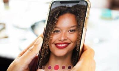 google ar makeup