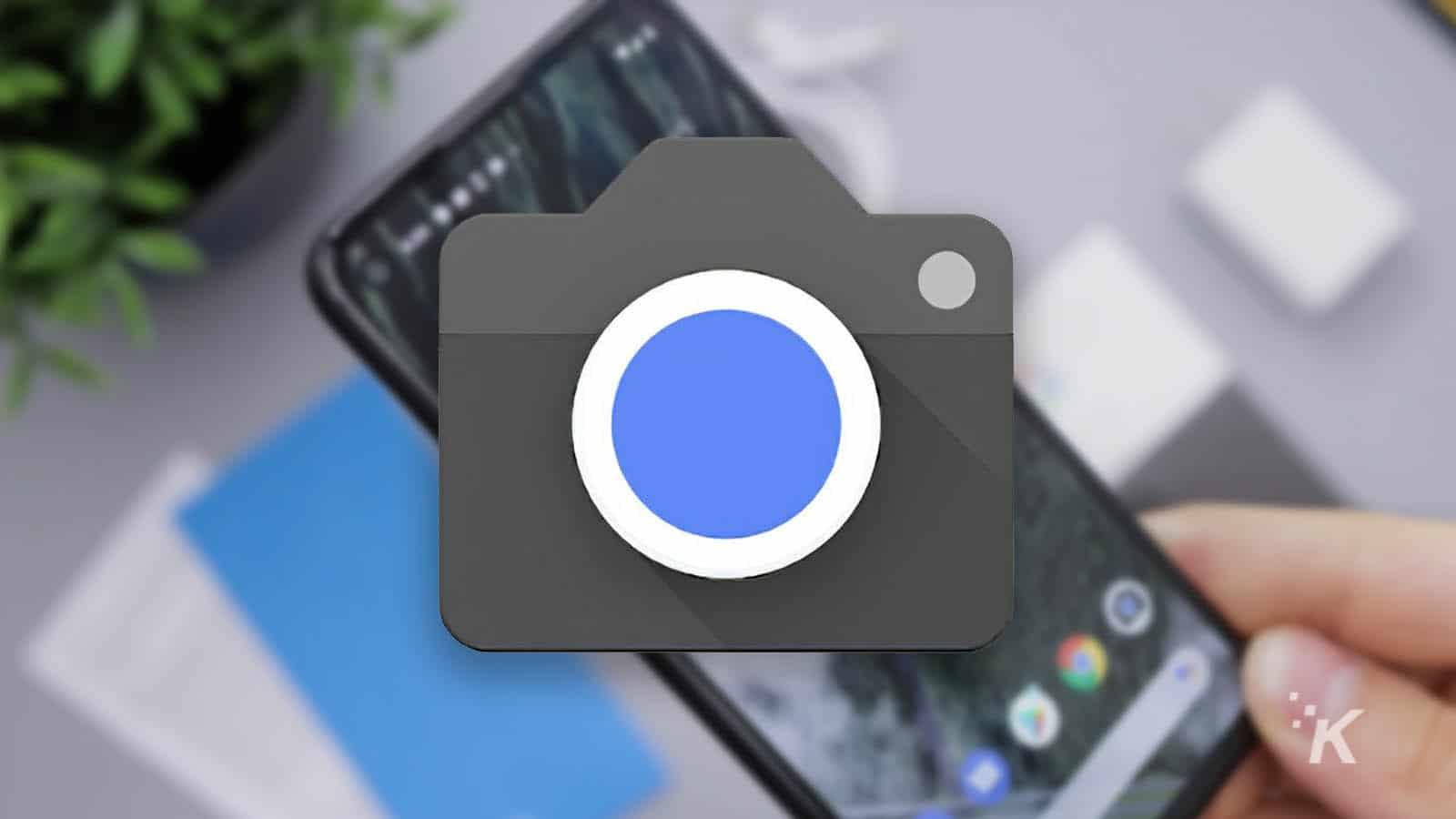 google camera app logo