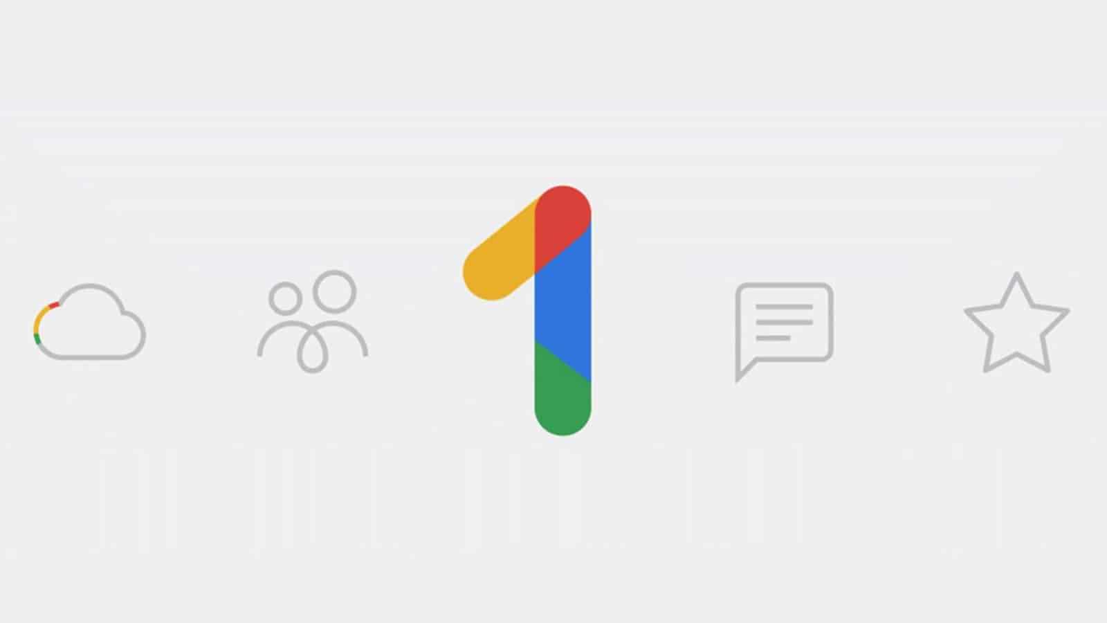 google one logo icons