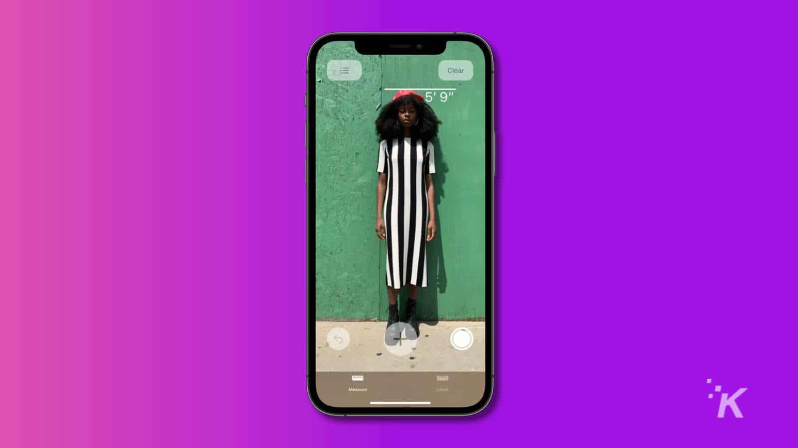 iphone 12 measure app