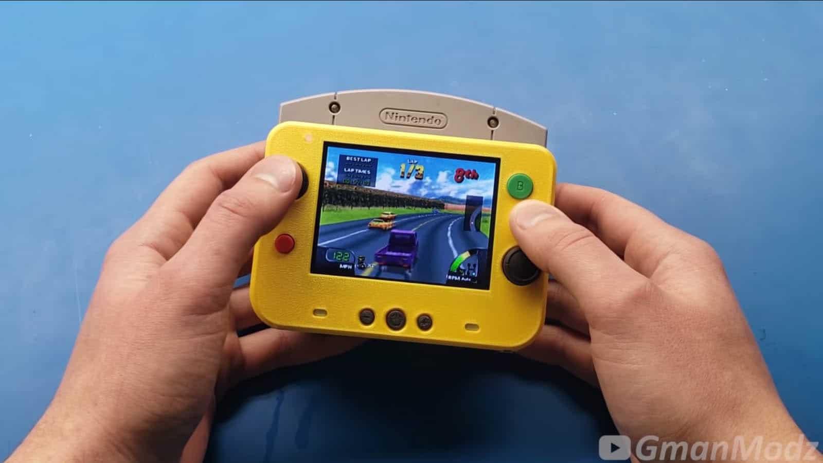 n64 handheld