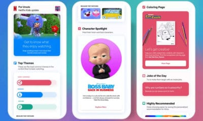 netflix kids activity report screenshots