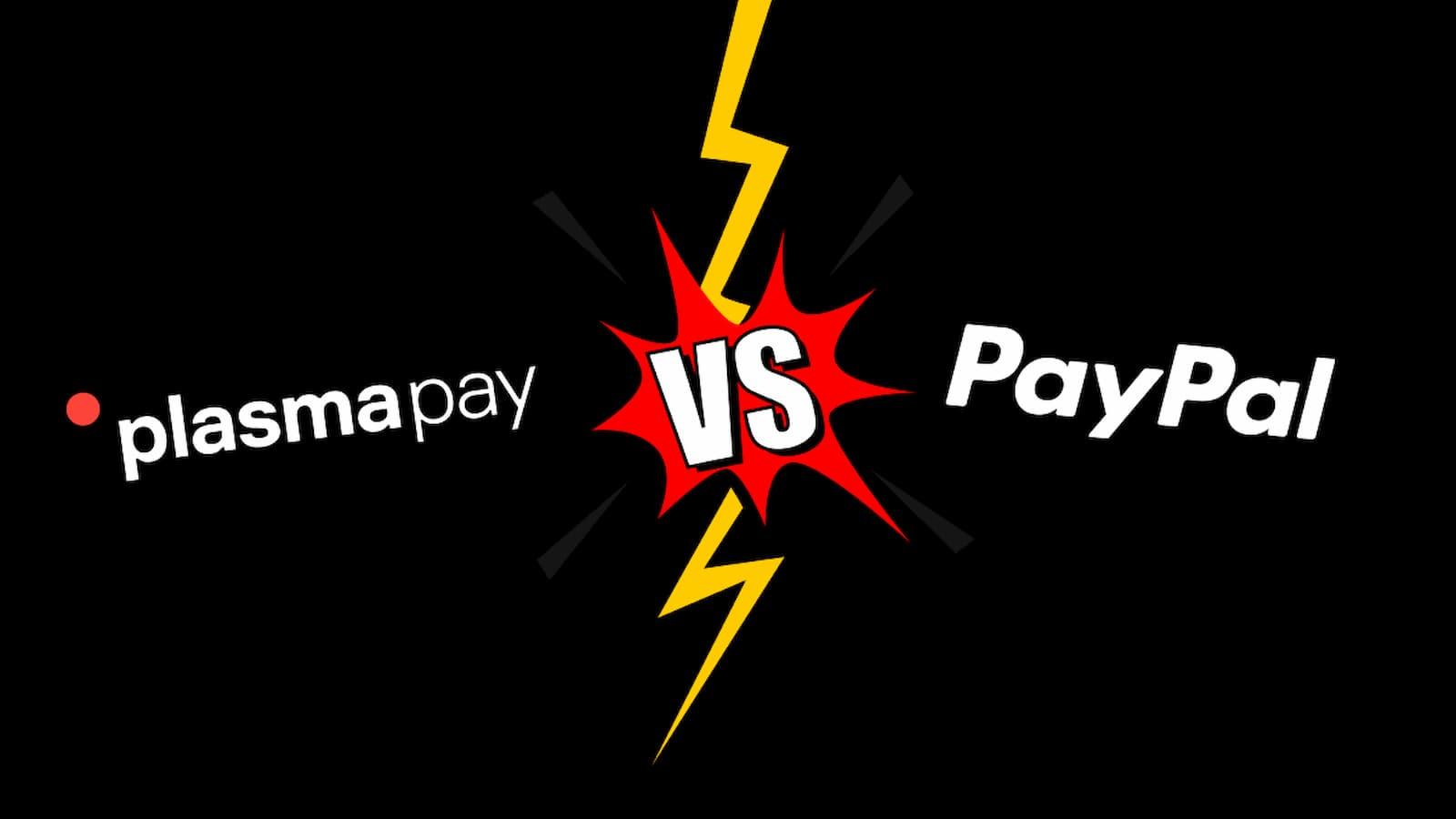plasmapay vs paypal