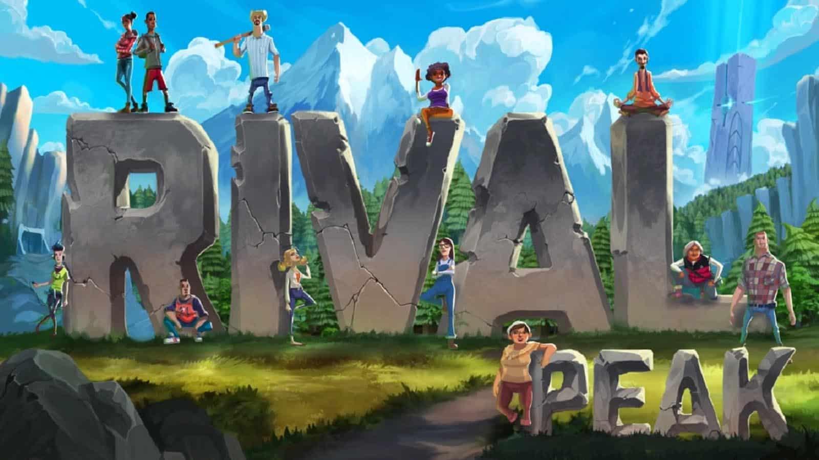 rival peak digital game
