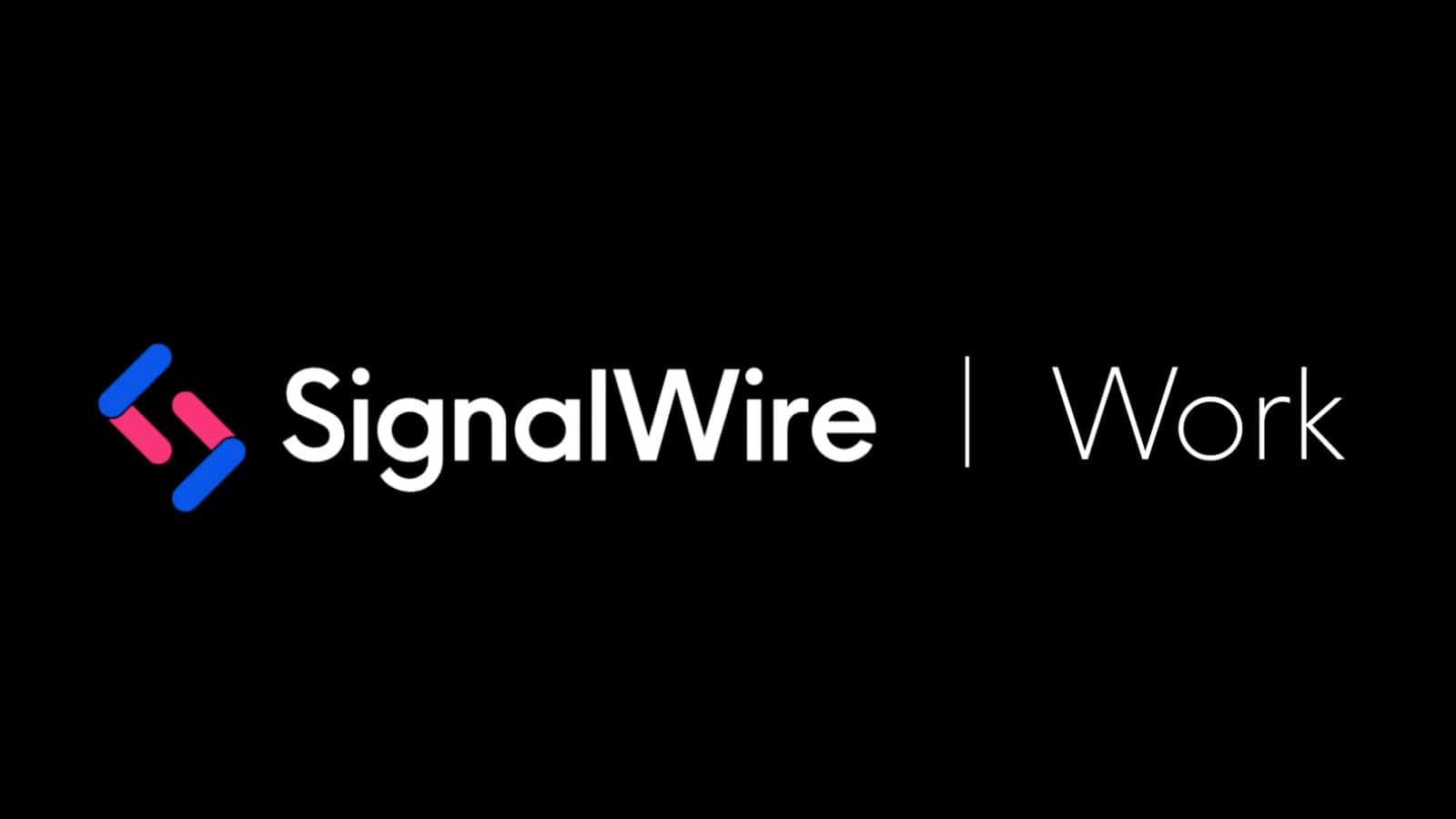 signalwire work logo