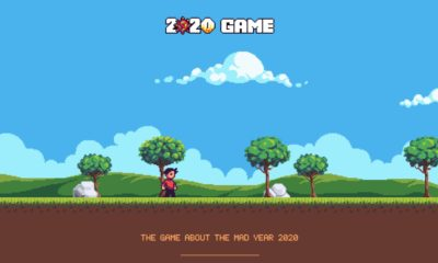 2020 game title page