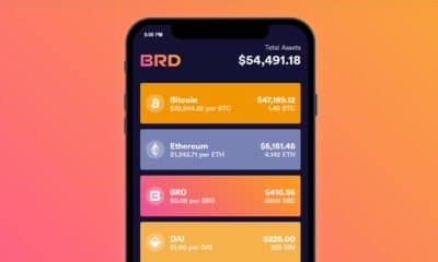 brd crypto wallet and app
