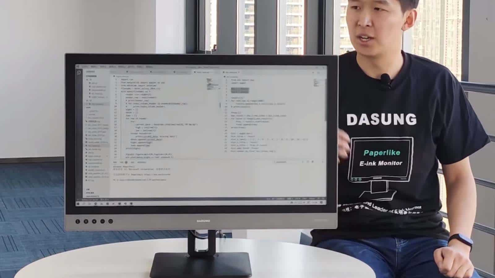 dasung e-ink monitor