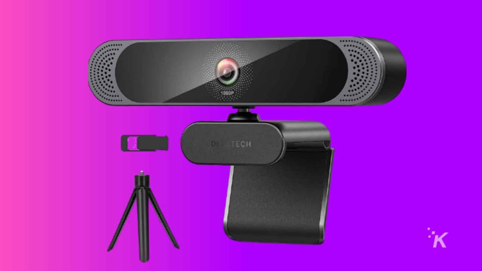 deepstech webcam