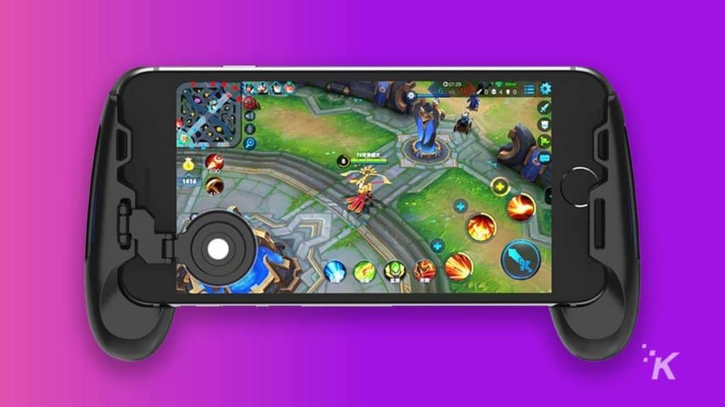 gamesir f1 controller for ios