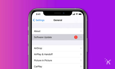 ios 14 settings software update for iphone