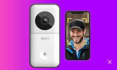 kami doorbell camera